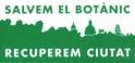Logotip de Salvem el Botànic, recuperem ciutat